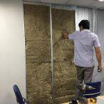 Giá tường vách thạch cao cách âm tiếng ồn theo m2 trọn gói tại hà nội và tphcm Sài gòn