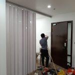 Giá Vách Ngăn Nhựa Xếp Gấp lại được Trọn gói 2021 tại Tphcm Sài Gòn Giá rẻ