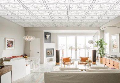 Mẫu Tấm trần nhựa thả 60×60 chịu nước chống nóng 2021 3D Khung xương vĩnh tường đẹp nhất